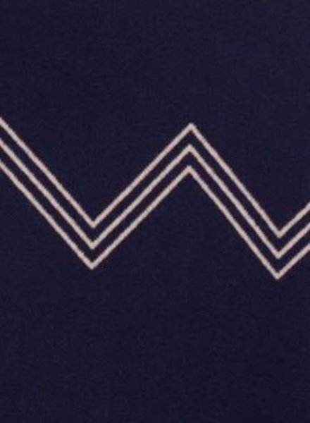 waves jacquard