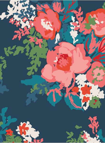 ART GALLERY FABRICS Everlasting Bouquet Muse - katoen