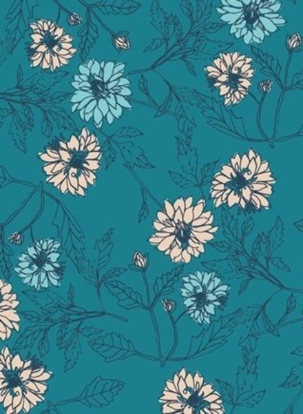 ART GALLERY FABRICS Something Blue - cotton