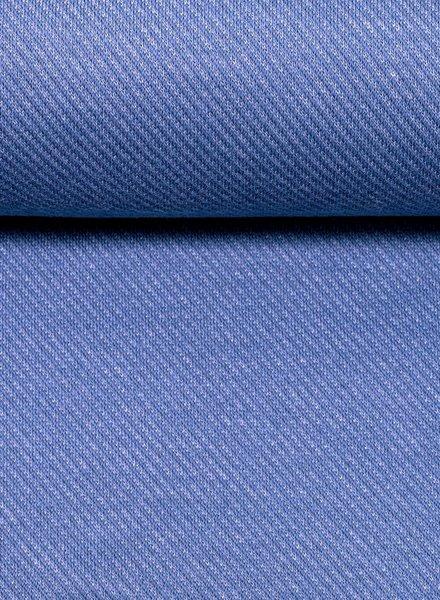 diagonaal koningsblauw structuur tricot