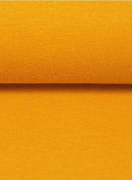 mustard rib cuff - width 1 meter