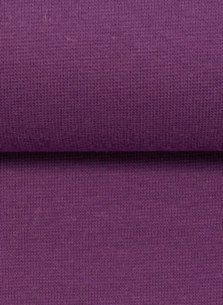 violet rib cuff - width 1 meter
