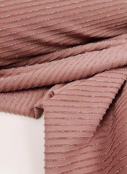 la maison victor lurex party - stretch fabric