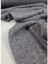 grijs gebreide rayon - superzachte kwaliteit