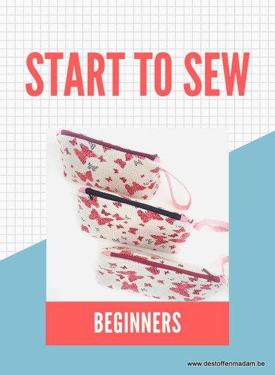 cursus naaien voor beginners vrijdagvoormiddag