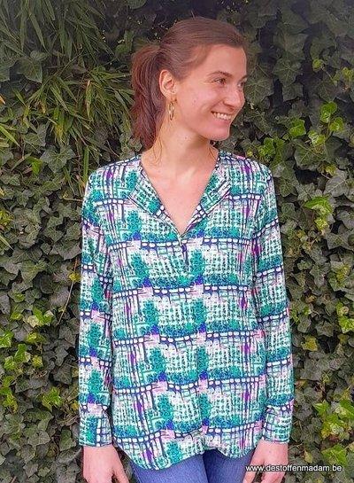 Thea maxidress of blouse 28/9