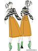 Anna rok Fibre Mood 26/10 - Sew-a-long