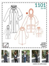 it's a fits  -  1101 coats
