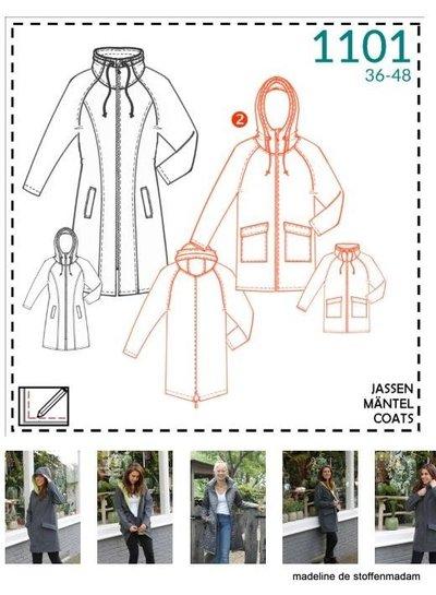 it's a fits  -  1101 coats