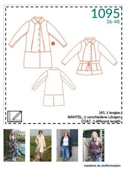 it's a fits  -  1095 coat 2 different lenght