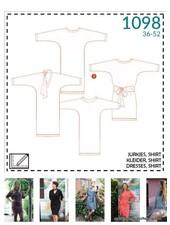 it's a fits  -  1098 jurkjes, shirt