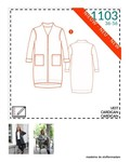 it's a fits  -  1103 cardigan