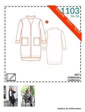 it's a fits  -  1103 vest