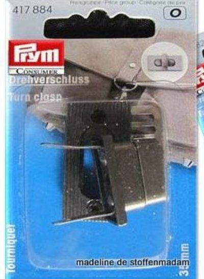 Prym Turn clasp copper rectangle