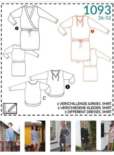 It's a fits - 1093 - 2 jurkjes en shirt