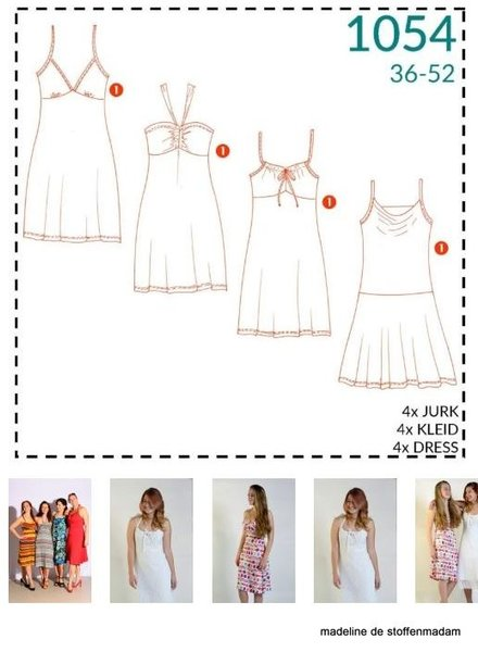 it's a fits  -  1054 - 4x dress