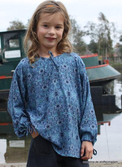 abacadabra - 167 - blouse en short
