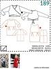 abacadabra - 189 - wikkelvestje, jurk