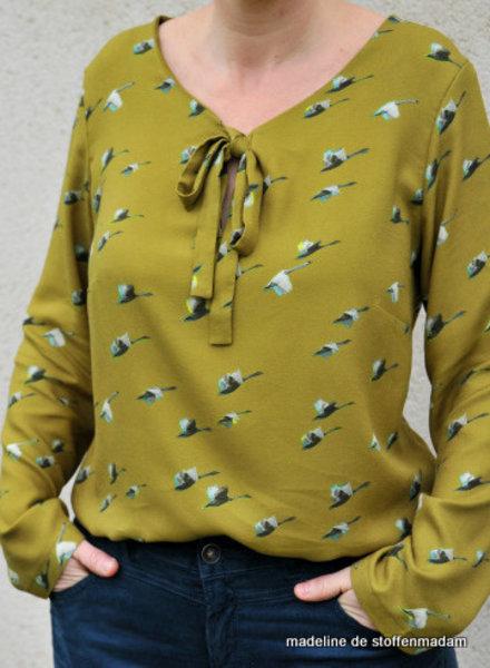 blouse met striklint 5/10