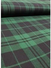 green checks - flanel