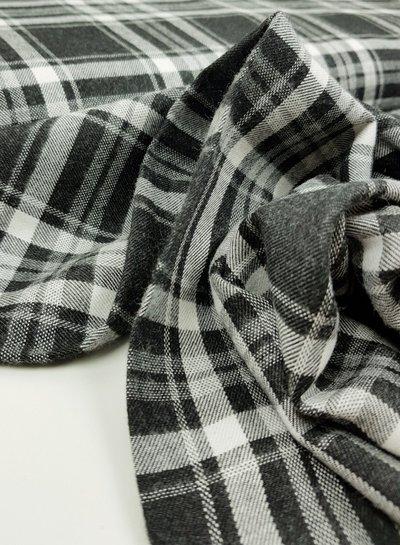 black checks - flanel
