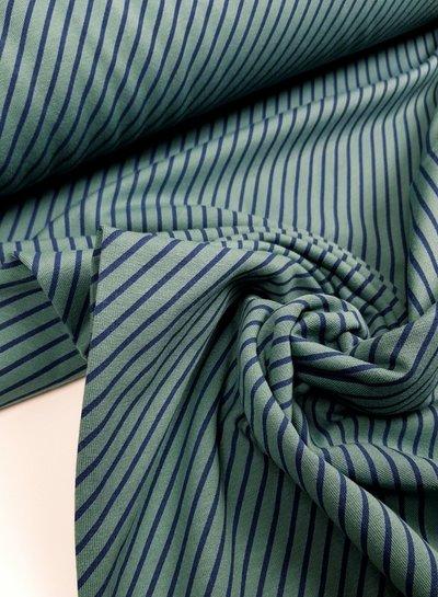 diagonaal gestreept - sweater