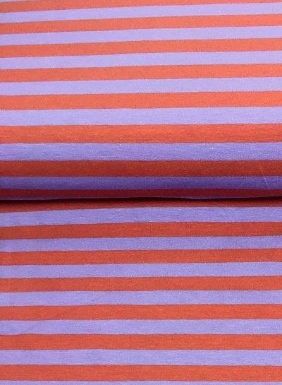 lavender copper strepen 1 cm