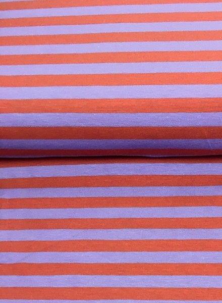 paars koper strepen 1 cm