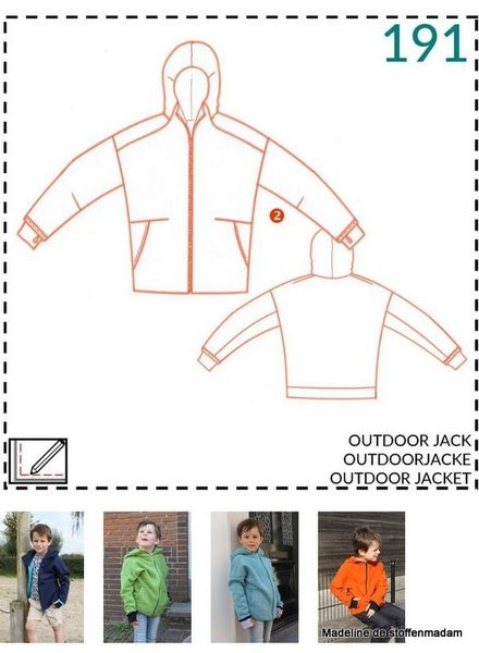 abacadabra - 191 - outdoor jacket
