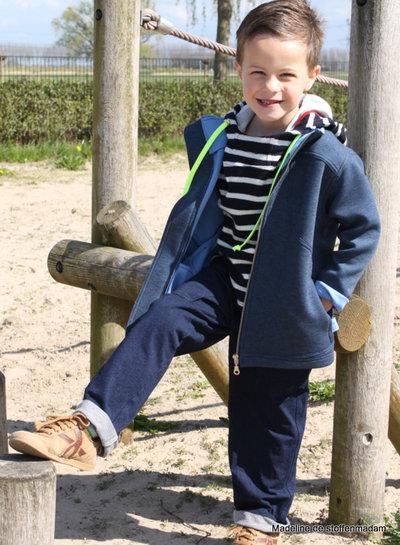 abacadabra - 155 - outdoor vest en broek