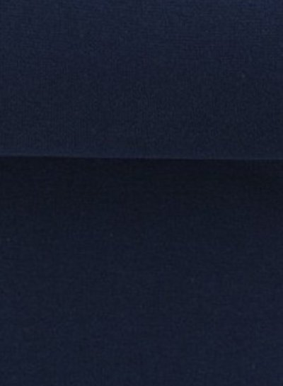 Copy of kobaltblauwe ribbel boordstof