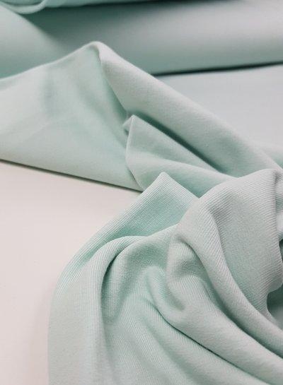 mint green - french terry OEKO TEX