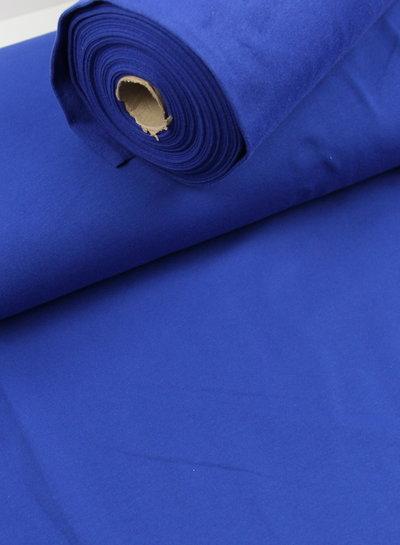 kobaltblauw - sweater OEKO TEX
