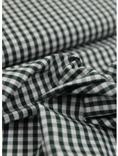 Vichy squares green - cotton