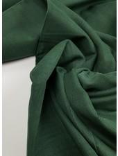 dark green - babyrib / corduroy