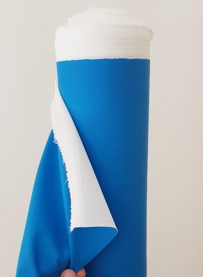 blauw regenjasstof PUL