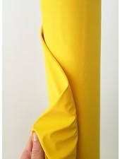 M yellow rain coat fabric PUL