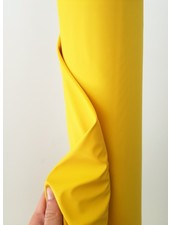 yellow rain coat fabric PUL