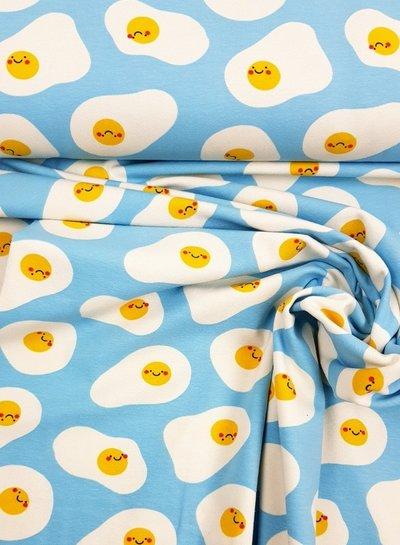happy eggs - tricot