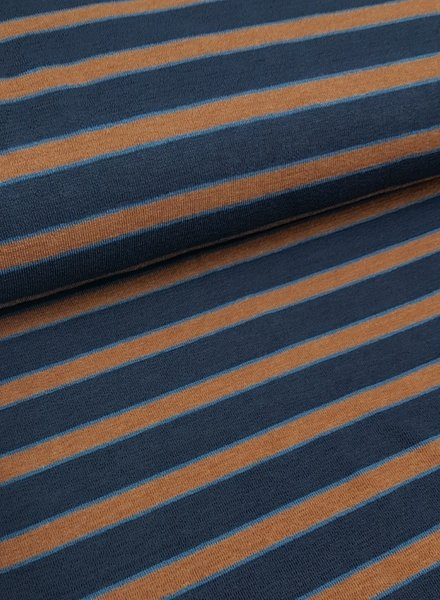 la maison victor horizontal stripes - knitted fabric