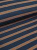 la maison victor horizontal stripes - knitted fabric