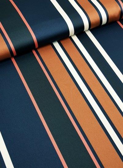 classic stripes - satin