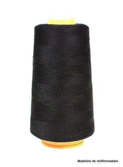 Overlock Thread Restyle 000 - black