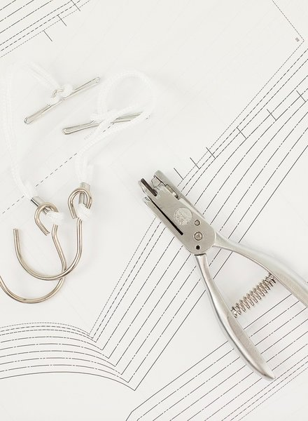 See You at Six Sewing Pattern Notcher SYAS