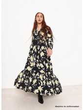 Fibremood Pola jurk - Fibremood - patroon