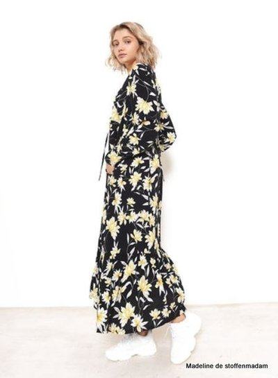 Fibremood Pola dress - Fibremood - pattern