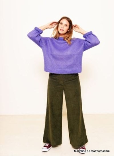Fibremood Bertha trousers - Fibremood - pattern