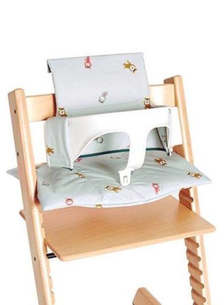 katia baby chair cover + bib apron
