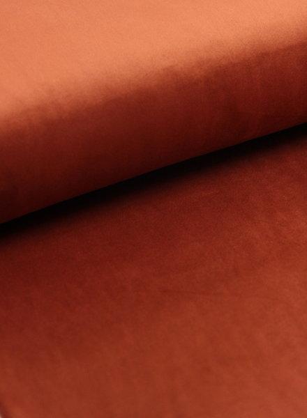 Fibremood roest - fluweel / velvet