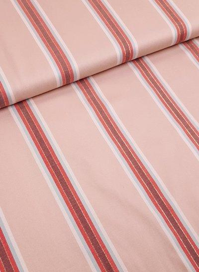 Fibremood lurex party pink - viscose